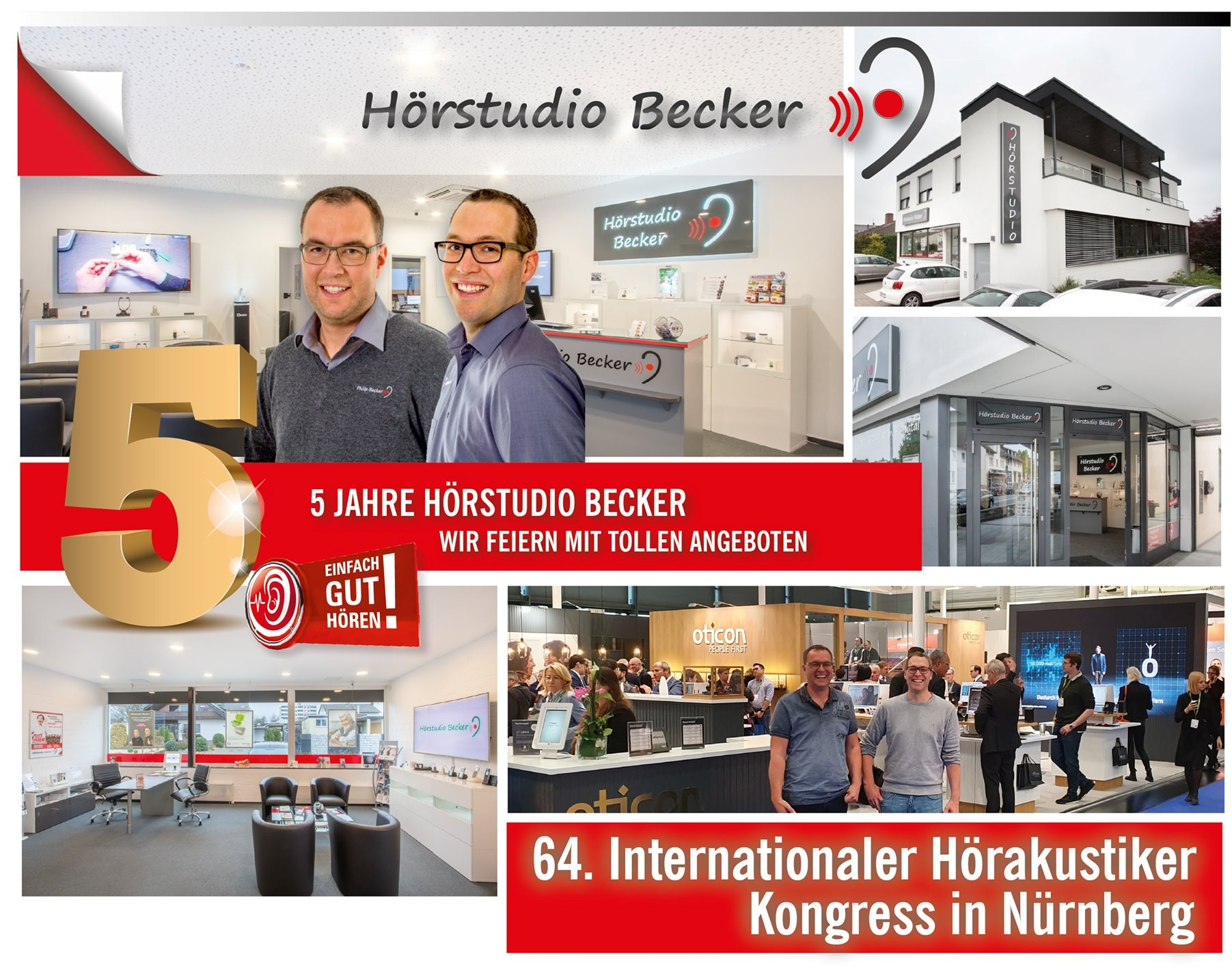 64. Internationaler Hörakustiker Kongress in Nürnberg